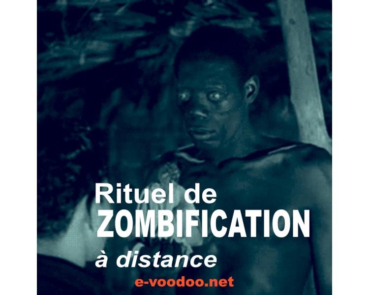 RITUEL DE ZOMBIFICATION À DISTANCE