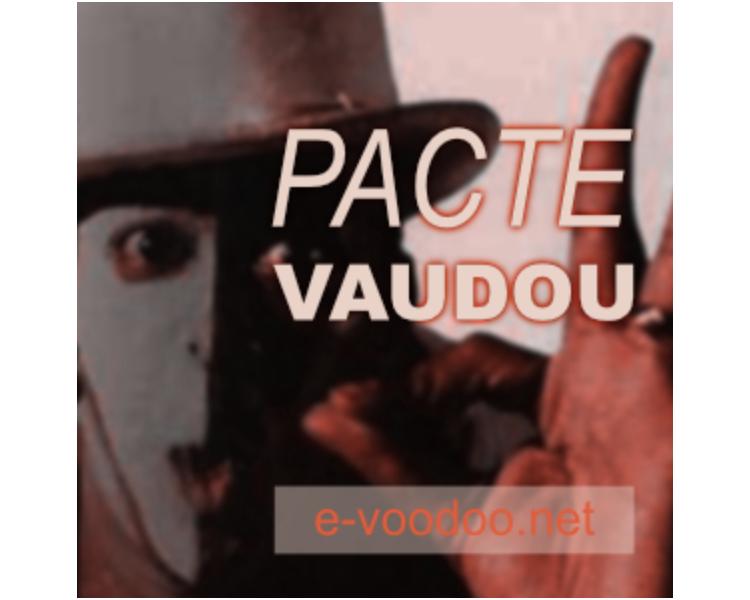 CEREMONIE DU PACTE VAUDOU