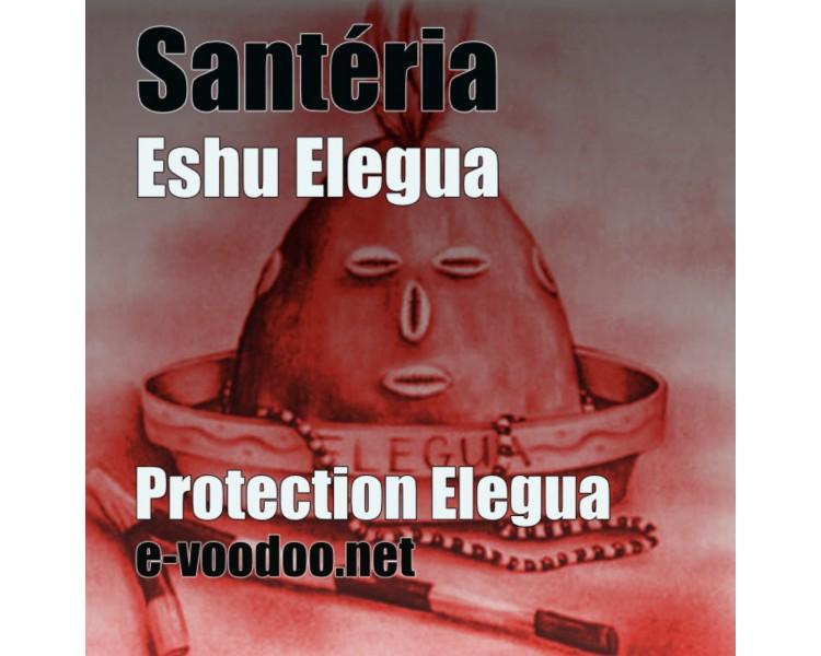 Rituel de protection Eshu Elegua